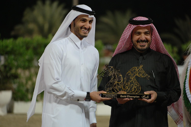 Sharjah Arabian Horse Show Festival - UAE BRED